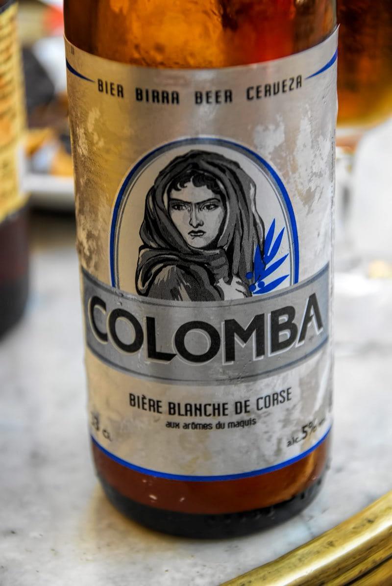Corsica büszkesége, a Colomba,