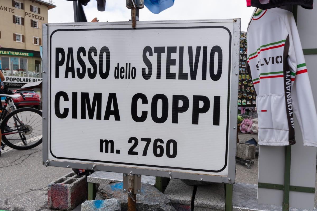 STELVIO PASS, ITALY 07/2019