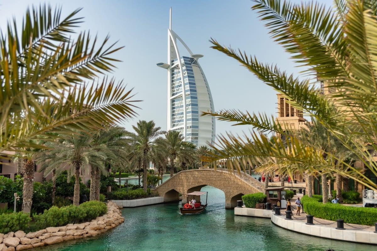 DUBAI, UAE 07/2019