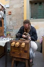 Vicopisano, Toscana - középkori mesterségek elevenednek fel a Festa Medievale-n