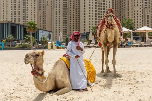 Jumeriah Beach, Dubai